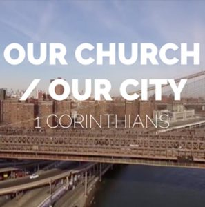 Our Church / Our City