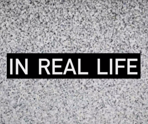 In Real Life series logo